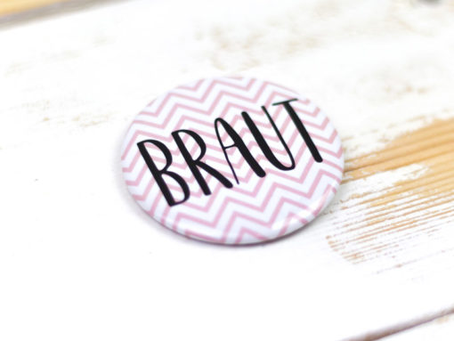Button Braut